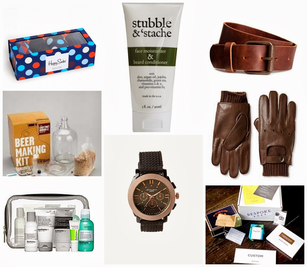 affordable holiday gift guide for him just a trace