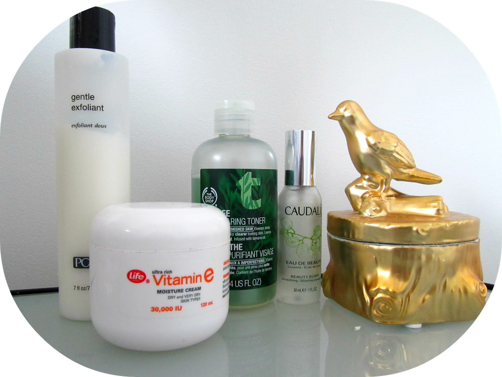 My Night Time Skincare Routine Tracey Zimmer