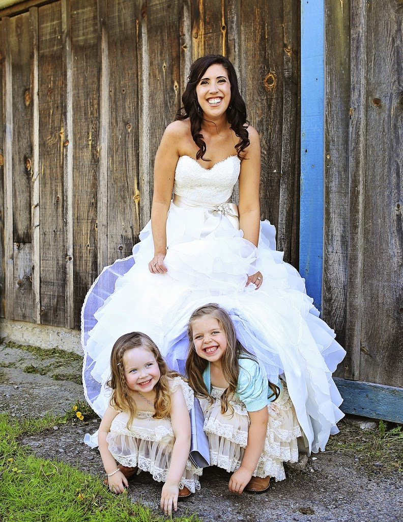 rustic flower girl dresses