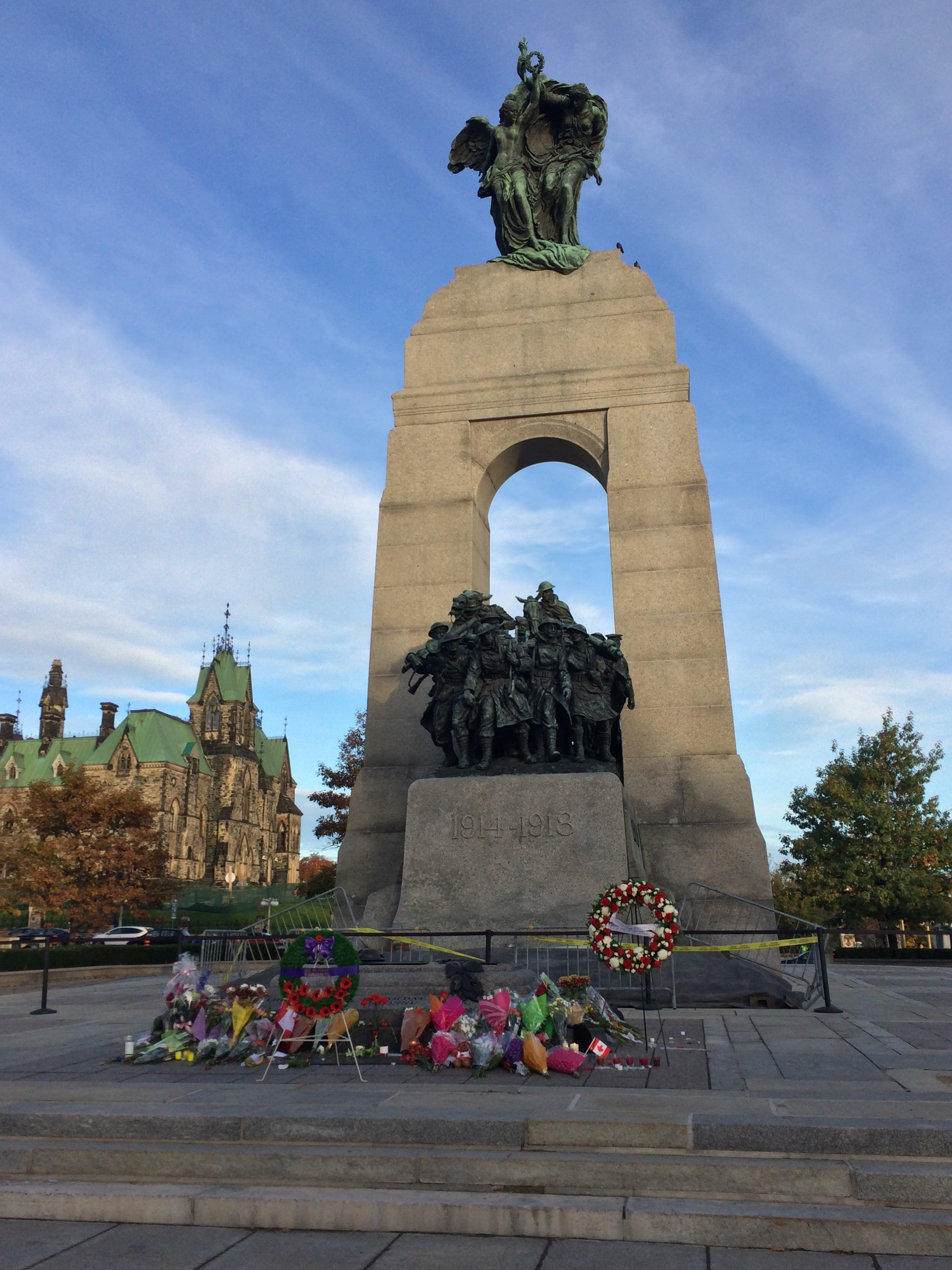 War Memorial Ottawa
