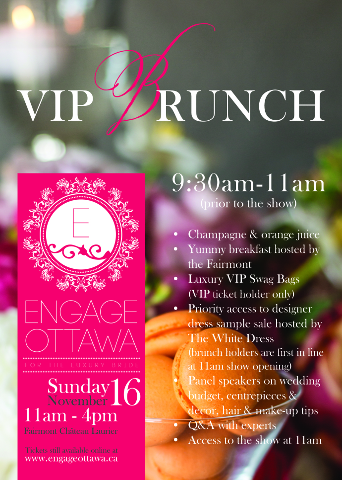 Engage VIP Brunch
