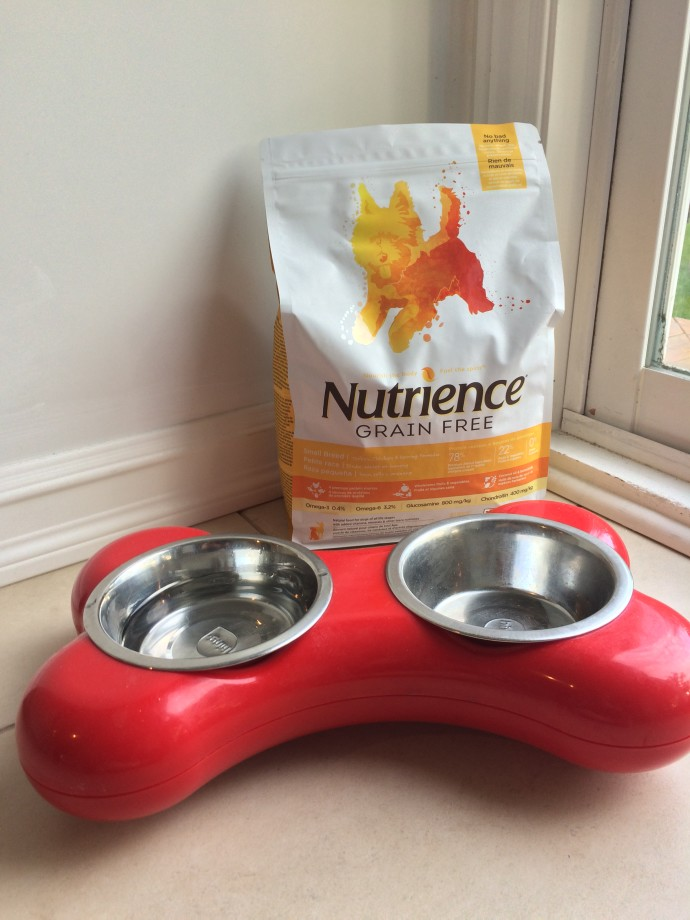 Review Nutrience Dog Food