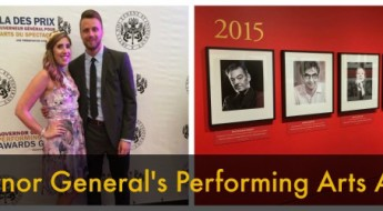 2015 Governor General's Performing Arts Awards
