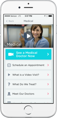 Doctor on Demand iPhone
