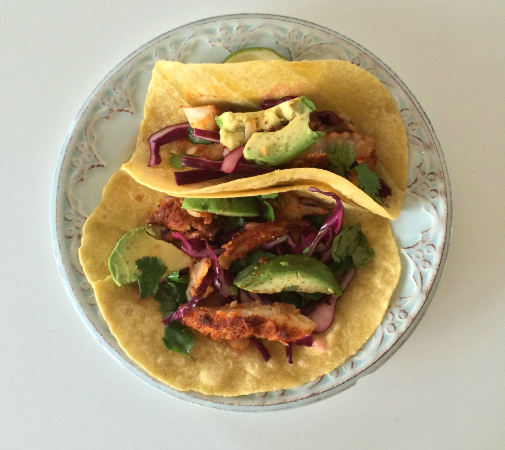 how to use cilantro in tacos
