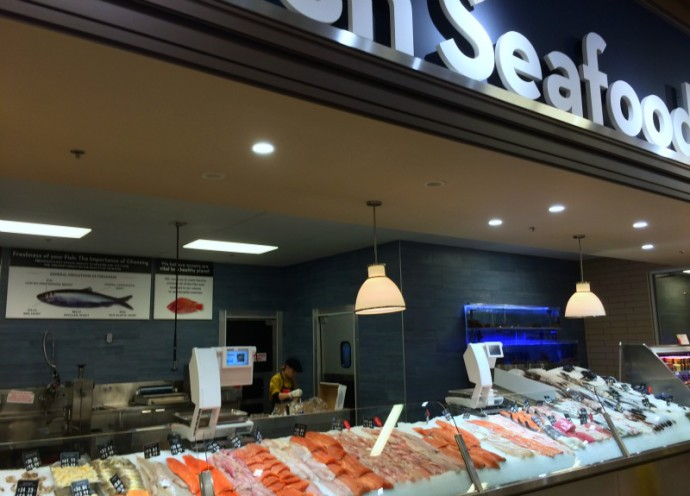 Loblaws Fresh Seafood