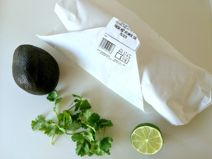 MSC-Certified Fish Tacos