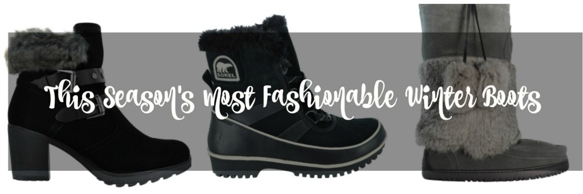 Fashionable Winter Boots