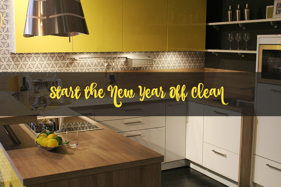 start the new year off clean